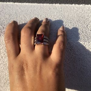 New Beautiful  Ring 925 Stamped Sterling Silver